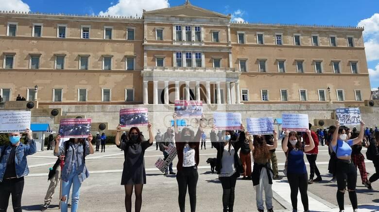 Πανεκπαιδευτικό συλλαλητήριο στην Αθήνα: Έκλεισαν δρόμοι στο κέντρο