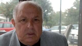 Εύβοια: Πέθανε ο πρώην δήμαρχος Χαλκιδέων και βουλευτής της ΝΔ Γιάννης Σπανός