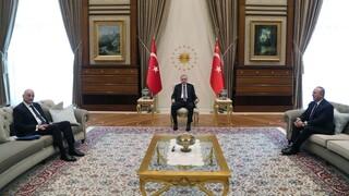 Στην Τουρκία ο Νίκος Δένδιας: Διαδοχικές συναντήσεις με Ερντογάν και Τσαβούσογλου
