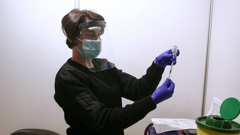 Κορωνοϊός: Ανοίγει την Παρασκευή η πλατφόρμα εμβολιασμών για ασθενείς με νοσήματα αυξημένου κινδύνου