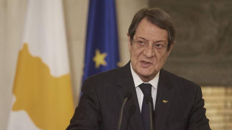 Κορωνοϊός - Κύπρος: Με AstraZeneca εμβολιάστηκαν Αναστασιάδης και Υπουργικό Συμβούλιο