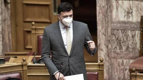 Κικίλιας στη Βουλή: Πενταετές σχέδιο δράσης για τη Δημόσια Υγεία ύψους άνω του 1 δισ. ευρώ