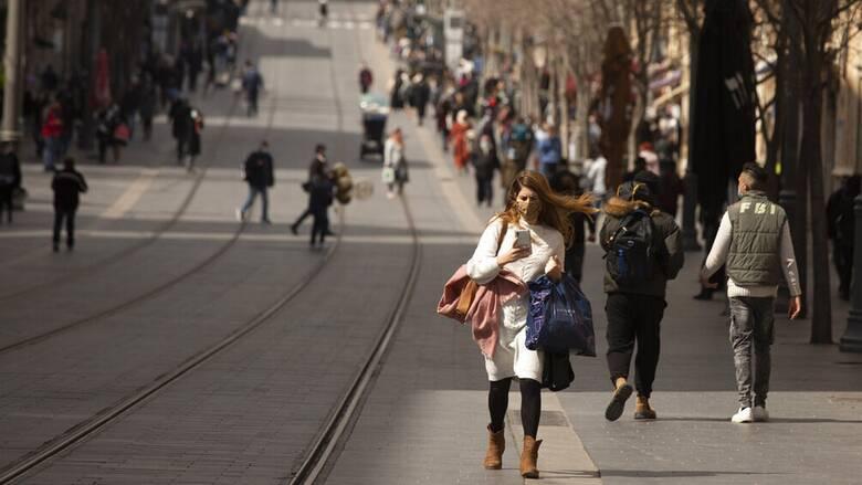 Κορωνοϊός - Ισραήλ: Χωρίς μάσκα από την Κυριακή στους εξωτερικούς χώρους