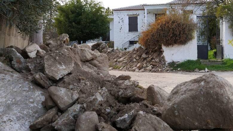 Στέλιος Πέτσας: Πέντε εκατ. ευρώ για αποκατάσταση ζημιών από τους σεισμούς στη Θεσσαλία