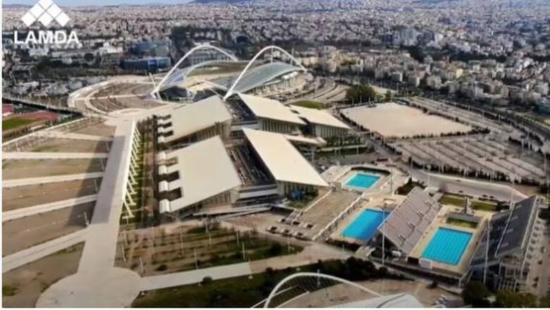 Lamda Development: Δίνει νέα πνοή στο Ολυμπιακό Κέντρο Υγρού Στίβου