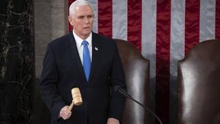 ΗΠΑ: Ο Μάικ Πενς υποβλήθηκε σε επέμβαση τοποθέτησης βηματοδότη