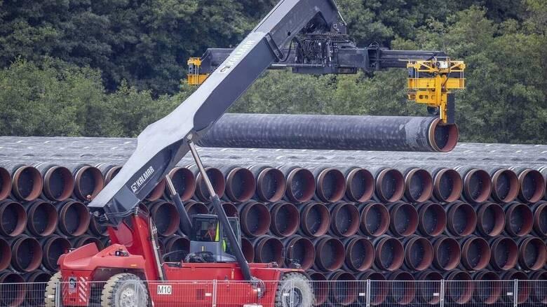 Nord Stream 2: «Περίπλοκο» χαρακτηρίζει το θέμα ο Τζο Μπάιντεν