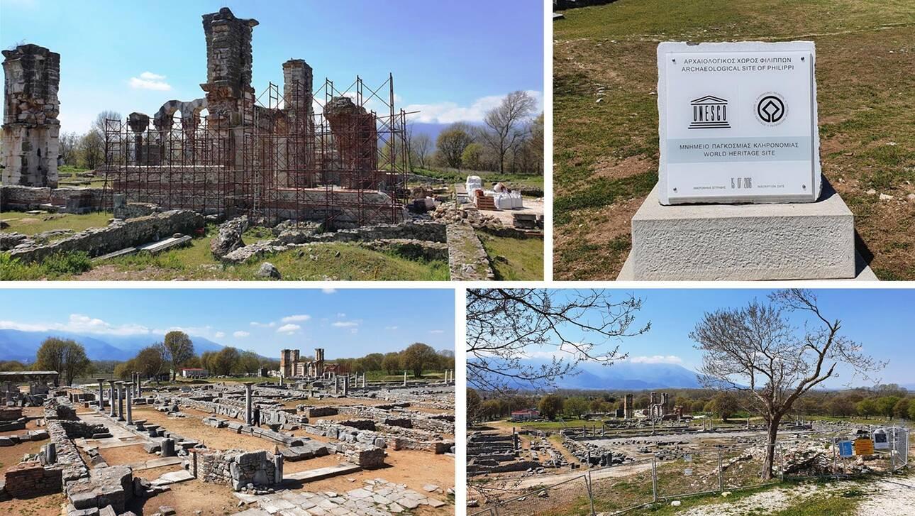 Καβάλα: Ο αρχαιολογικός χώρος των Φιλίππων αποκαλύπτει τα «μυστικά» του