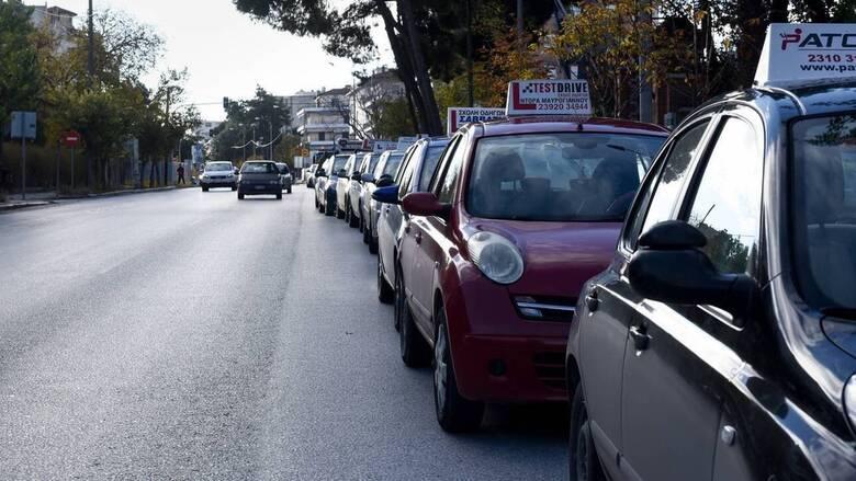 Κορωνοϊός: Ανοίγουν οι σχολές οδηγών τη Δευτέρα με self test - Αναλυτικά τα μέτρα