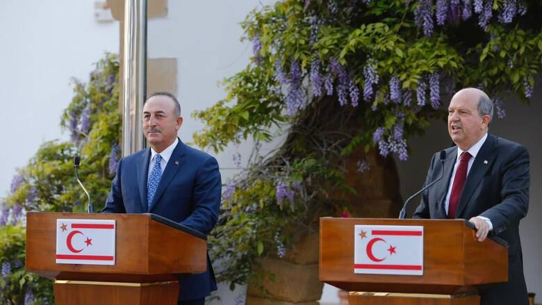 Τσαβούσογλου για Κυπριακό: Δεν τίθεται θέμα συνέχισης από το Κραν Μοντάνα