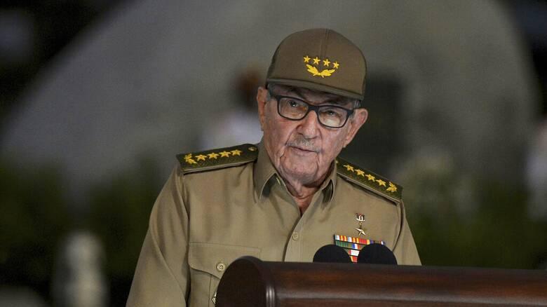 Η Κούβα γυρίζει σελίδα: Ο Ραούλ Κάστρο παραδίδει την ηγεσία του Κόμματος