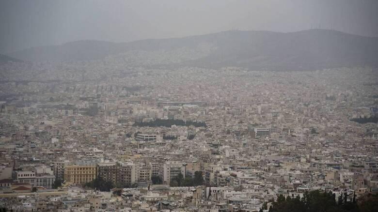Καιρός: Λασποβροχή και άνοδος της θερμοκρασίας το Σάββατο