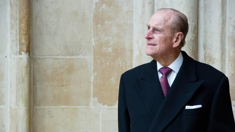 Βρετανία: Σήμερα στις 17:00 η κηδεία του Πρίγκιπα Φιλίππου