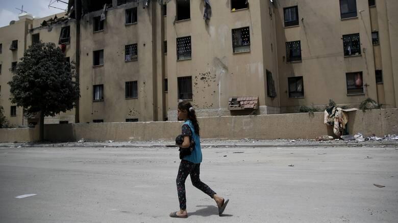 Λωρίδα της Γάζας: Νέα ισραηλινά πλήγματα σε αντίποινα για την εκτόξευση ρουκέτας από Παλαιστίνιους