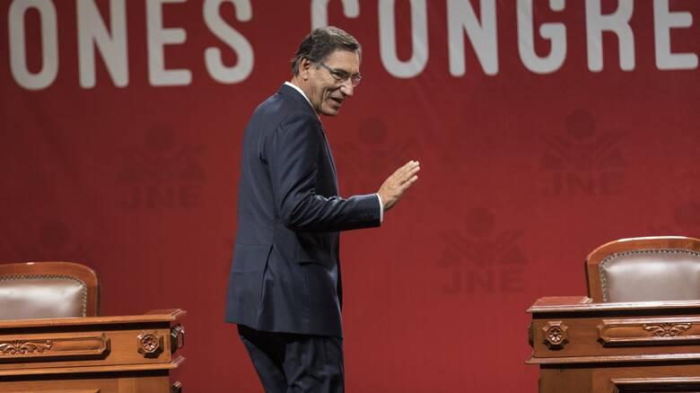 Περού: 10ετής αποκλεισμός του πρώην προέδρου από τα δημόσια αξιώματα γιατί εμβολιάστηκε εκτός σειράς