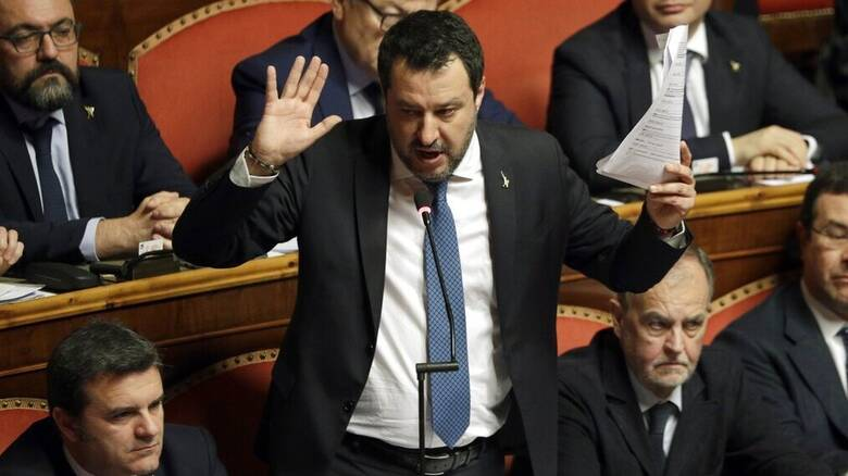 Ιταλία: Σε δίκη ο Ματέο Σαλβίνι για τους 147 μετανάστες του πλοίου Open Arms