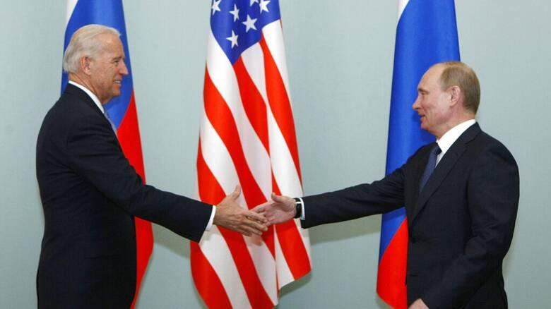 Τρεις ευρωπαϊκές χώρες «διεκδικούν» να φιλοξενήσουν σύνοδο κορυφής Μπάιντεν - Πούτιν
