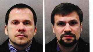 Υπόθεση Σκριπάλ: Αναζητούνται δύο άνδρες στην Τσεχία με διαβατήρια στο όνομα των υπόπτων