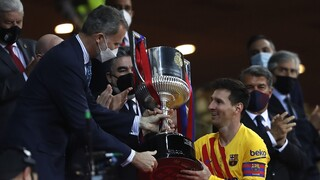 Ισπανία: Η Μπαρτσελόνα των Μέσι και ντε Γιονγκ κατέκτησε το 31ο Copa del Rey