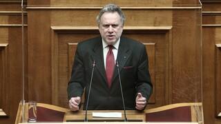 Κατρούγκαλος στο CNN Greece: Ο Δένδιας μίλησε ορθά - Ανεπαρκής ο Μητσοτάκης απέναντι στην Τουρκία