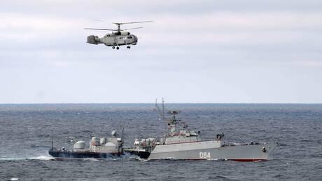 Αυξάνεται η ένταση η Μαύρη Θάλασσα: Bρετανικά σκάφη στην περιοχή υπέρ Ουκρανίας