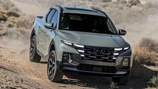 Η Hyundai παρουσίασε το pick-up Santa Cruz που έχει πολλά κοινά με το καινούργιο Tucson