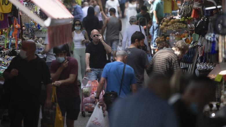 Ολοταχώς προς την κανονικότητα το Ισραήλ: Χωρίς μάσκες σε εξωτερικούς χώρους