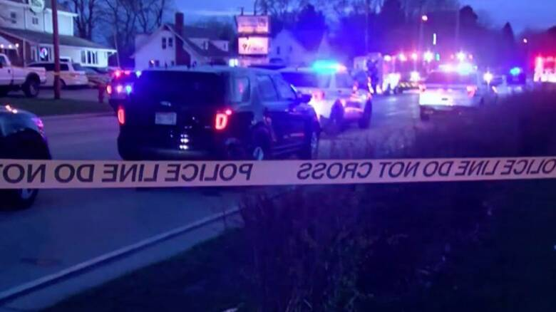 Συναγερμός στις ΗΠΑ: Τρεις νεκροί και δύο τραυματίες από πυροβολισμούς στο Ουινσκόνσιν