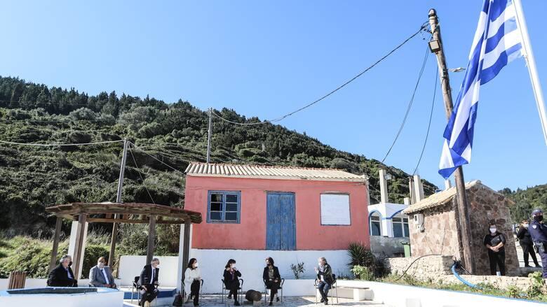 Αφιέρωμα της Rai Tre στον εμβολιασμό των κατοίκων μικρών νησιών της Ελλάδας