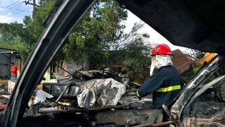 Ιράκ: Πέντε τραυματίες σε επίθεση με ρουκέτες κατά της αεροπορικής βάσης Μπάλαντ
