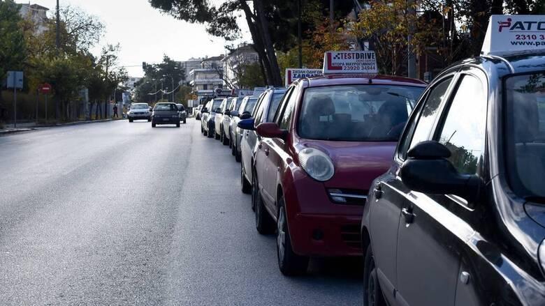 Σχολές οδηγών: Ανοίγουν από σήμερα - Πώς θα γίνονται μαθήματα και εξετάσεις οδήγησης