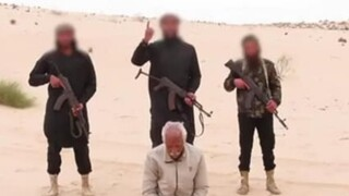 Φρίκη στην Αίγυπτο: Τζιχαντιστές εκτέλεσαν χριστιανό και ανέβασαν το βίντεο στο διαδίκτυο