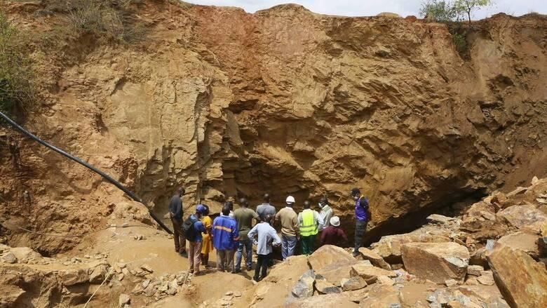 Κολομβία: Ανασύρθηκαν οι σοροί 11 εργαζόμενων σε χρυσωρυχείο χωρίς άδεια