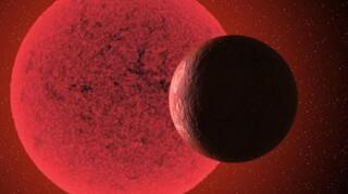 Νέα ανακάλυψη εξωπλανήτη σε τροχιά γύρω από ένα άστρο ερυθρό νάνο