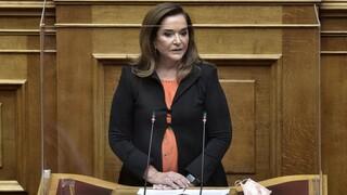 Μπακογιάννη για ελληνοτουρκικά: Η Ελλάδα δεν φοβάται το διάλογο - Λαμπρά έπραξε ο Δένδιας