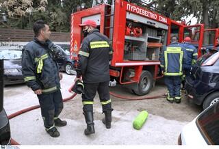 Φωτιά στην Άνοιξη - Επί ποδός η Πυροσβεστική