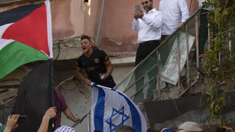 Ισραήλ: Τραυματισμοί και συλλήψεις στη διάρκεια συγκρούσεων στην Ανατολική Ιερουσαλήμ