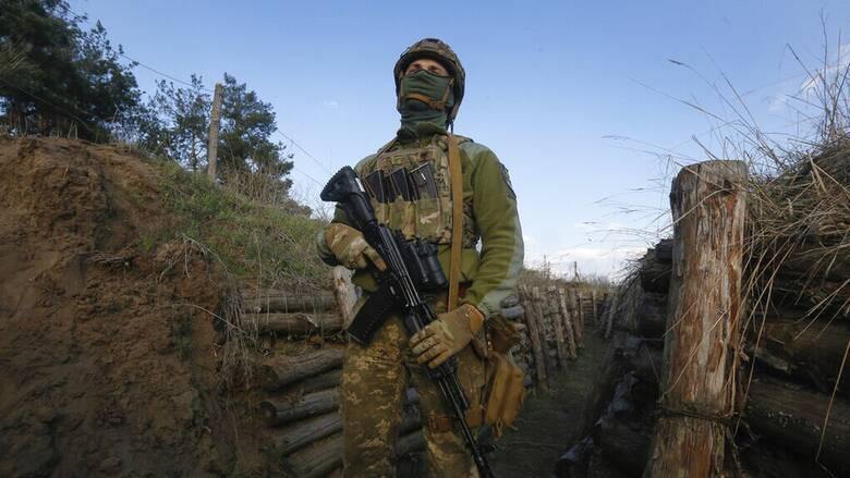 Ουκρανία: Στρατιώτης νεκρός σε επίθεση αυτονομιστών στη γραμμή του μετώπου