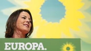 Ανναλίνα Μπέρμποκ: Το «πείραμα» των Γερμανών Πρασίνων στο τέλος της εποχής Μέρκελ