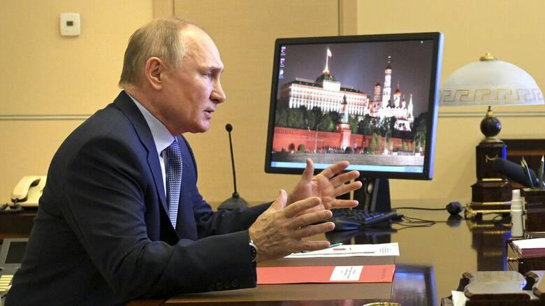 «Παρών» ο Πούτιν στη σύνοδο κορυφής που συγκαλεί ο Τζο Μπάιντεν για το Κλίμα