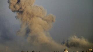 Συρία: Η Ρωσία ανακοινώνει ότι έπληξε βάση «τρομοκρατών» - Τουλάχιστον 200 οι νεκροί