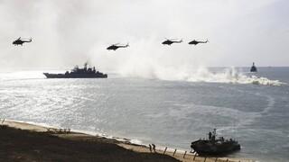 Την «κλιμάκωση» της Ρωσίας στη Μαύρη Θάλασσα καταγγέλλει η Ουάσινγκτον