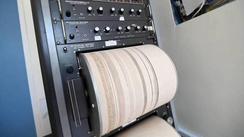 Σεισμός 4,4 Ρίχτερ στη Νίσυρο