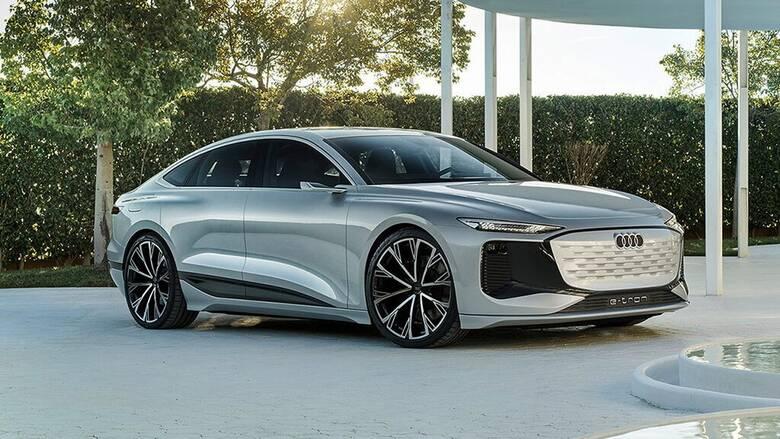 Αυτοκίνητο: Το A6 e-tron concept είναι το επόμενο ηλεκτρικό βήμα της Audi