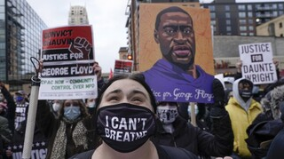 Δίκη Σόβιν: Φόβοι για ταραχές μετά την ετυμηγορία