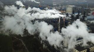 Κλιματική αλλαγή: Προειδοποίηση για αύξηση 5% στις εκπομπές διοξειδίου του άνθρακα