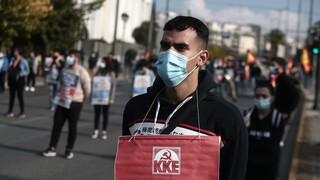 ΚΚΕ: «Κόκκινος» Μάης για να μην περάσει το νομοσχέδιο Χατζηδάκη