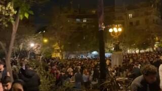 Κορωνοϊός - Θωμαΐδης: Τα κορωνοπάρτι ευθύνονται για την αύξηση του ιικού φορτίου στα λύματα