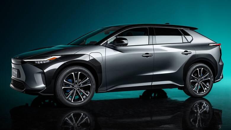 Αυτοκίνητο: Το καινούργιο ηλεκτρικό SUV της Toyota ονομάζεται bZX4