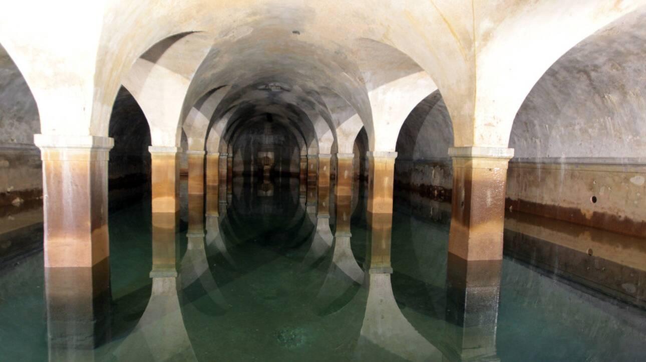 Αξιοποιείται το Αδριάνειο Υδραγωγείο - Ένα τεχνικό θαύμα της ρωμαϊκής εποχής